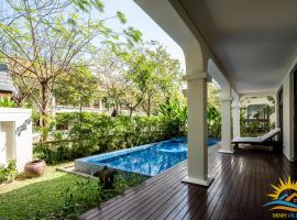 Minh Villas - Private Pool 3 bedrooms with pool