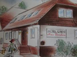 Hotel Garni Haus Dornheim