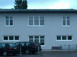 Große zentrale Wohnung in Flensburg