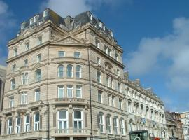 The Royal Hotel Cardiff, hotel in Cardiff