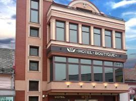 "Hotel "" BOUTIQUE """