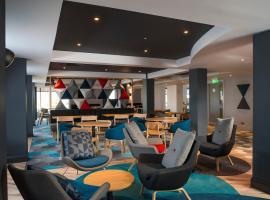 Holiday Inn Express Edinburgh - Leith Waterfront、エディンバラのホテル