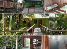 Seringal jungle Lodge