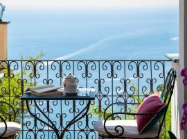 Positano Art Hotel Pasitea, hôtel à Positano