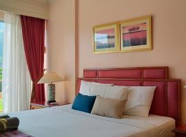 Suite Hotel Room at Selesa Resort