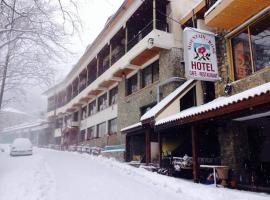 Mountain Rose Garden Hotel & Restaurant