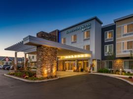 Fairfield by Marriott Inn & Suites Plymouth White Mountains, hotel in Plymouth