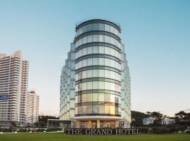 The Grand Hotel, hotel with jacuzzis in Punta del Este