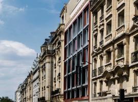 Mercure Paris 17 Batignolles, ξενοδοχείο σε 17ο διαμ., Παρίσι