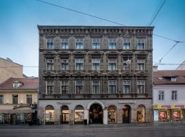 Timeout Heritage Hotel Zagreb