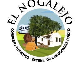 Casas rurales el Nogalejo Setenil, resort village in Setenil