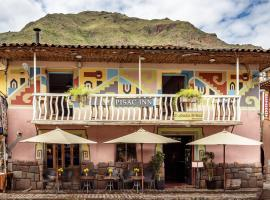 Pisac Inn, hotel with jacuzzis in Pisac