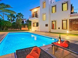Beach Villa Anna