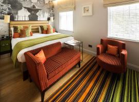 Hotel Indigo London-Paddington, Paddington-stöðin, London, hótel í nágrenninu