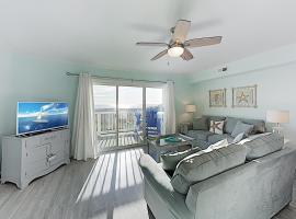 New Listing! Beachfront Apartment w/ 2 Balconies apts