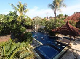 Taman Agung Hotel, hôtel à anur