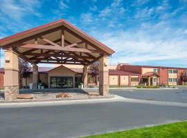 Holiday Inn Riverton-Convention Center, hotel in Riverton