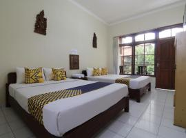 SPOT ON 2426 Hotel Aget Jaya Ii, hotel in Denpasar