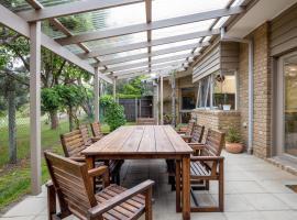 Hilltop Beach House: newly updated