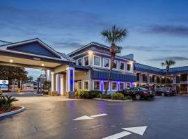 Best Western Central Inn, hotel near Savannah Municipal Golf Course, Savannah