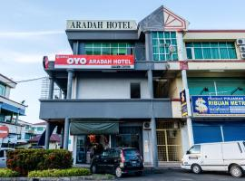 OYO 89621 Aradah Hotel Near Hospital Duchess of Kent, hotel di Tawau