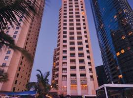 Mövenpick Hotel Jumeirah Beach, hotel in Dubai