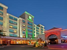 Holiday Inn Vancouver Airport Richmond, hotel near Bridgeport Skytrain Station, Richmond