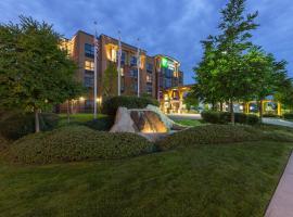 Holiday Inn Express & Suites Riverport Richmond, hotel near Bridgeport Skytrain Station, Richmond