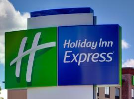 Holiday Inn Express & Suites - Milledgeville, hotel in Milledgeville