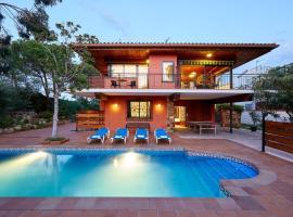The Montane Modern Villa