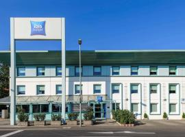 ibis budget Koeln Leverkusen City, Hotel in Leverkusen