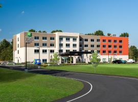Holiday Inn Express Queensbury-Lake George Area, hotel with jacuzzis in Queensbury