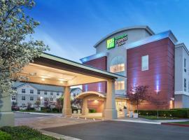Holiday Inn Express Hotel & Suites Sacramento Airport Natomas, hotel in Sacramento