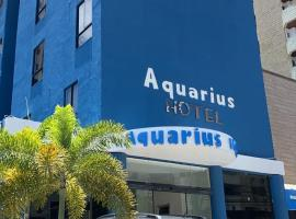 Hotel Aquarius, hotel in Fortaleza