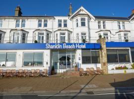 OYO Shanklin Beach Hotel, hotel in Shanklin