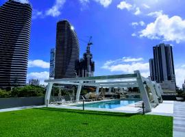 Premium GC Residence at the heart of Broadbeach, hotel in Gold Coast