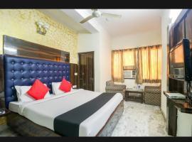 Hotel Shelton, hotel in Chandīgarh