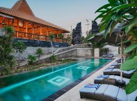 Tapa Bale Gede by Pramana, hotel in Nusa Lembongan