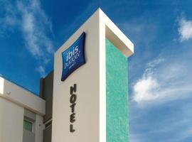 ibis budget Dunkerque Grande Synthe, hotel near FRAC Contemporary Art Museum, Grande-Synthe