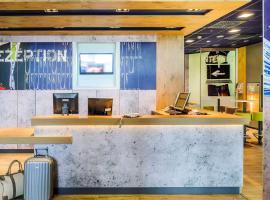 Hotel Ibis Budget Deauville, hotel in Deauville