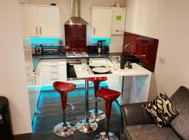 Modern Town Central Apartment, hotel in Inverurie
