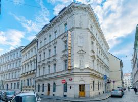 Koruna Hotel, hotel near Czech National Theatre, Prague