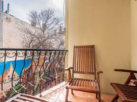 Grecheskaya Street Art Apartment, апартаменти в Одесі