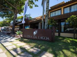 Hotel Barra da Lagoa, hotel in Búzios