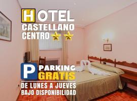 Hotel Castellano Centro