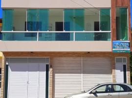 Flates Oliveira luna, pet-friendly hotel in Maragogi