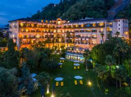 Grand Hotel Villa Castagnola, hotel in Lugano