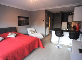 Knokke Luxury Studio