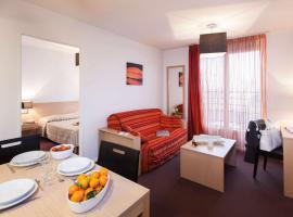 Aparthotel Adagio Access Saint Louis Bâle, Hotel in der Nähe vom Flughafen Basel-Mülhausen - MLH,