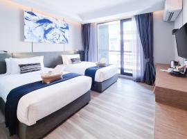 Sova Hotel Bangkok, hotell nära Emporium köpcenter, Bangkok